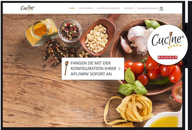 Configuratore top cucine