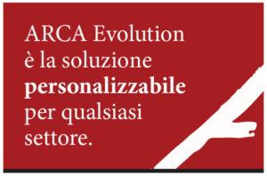 arca evolution soluzione personalizzabile